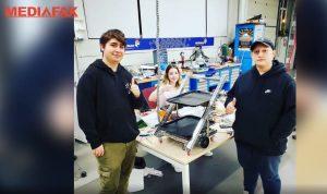 Primul robot românesc care poate îngriji pacienţii cu coronavirus