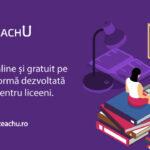 O echipă de tineri din Cluj a lansat TeachU – prima platformă de meditații gratuite din România