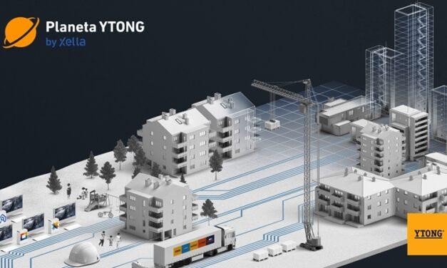 Producătorul de materiale de construcţii Xella România a lansat platforma digitală Planeta Ytong