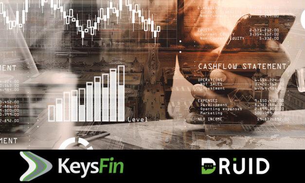 KeysFin și DRUID încheie un parteneriat pentru a oferi analize de risc comercial sau de creditare direct prin intermediul chatboţilor DRUID