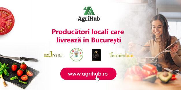 Eugen Iordache, cofondator AgriHub.ro: Ne dorim crearea unei legături între producători și restaurante