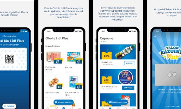 Lidl lansează aplicația mobilă Lidl Plus
