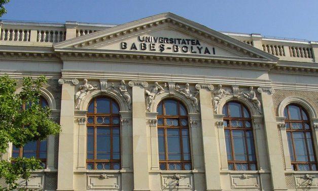 Cluj: UBB, singura universitate din România membru al EIT