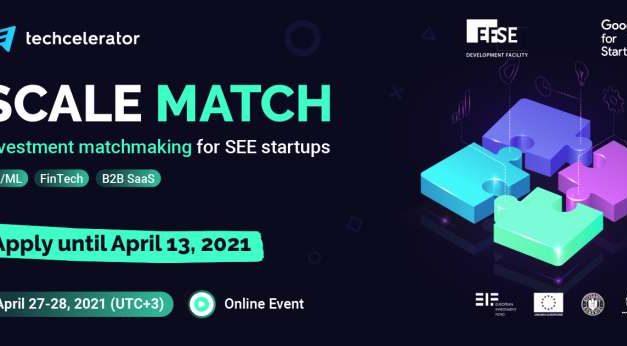 Primul matchathon regional dedicat startup-urilor high-tech