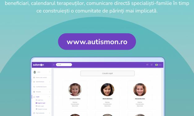 Raluca Bogdan, Manager comunicare și cultură organizațională, Asociația Help Autism: În România, sunt peste 6.000 de copii care nu au acces la terapie, AutismON este șansa lor