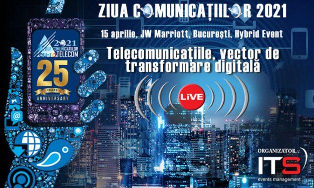 Dezbateri despre digitalizare la cea de-a 25 ediție a Zilei Comunicațiilor