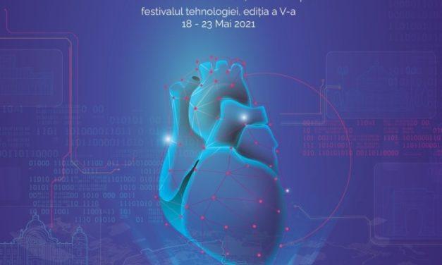 Între 18 și 23 mai are loc a V-a ediție a Festivalului tehnologiei, Bucharest Tech Week