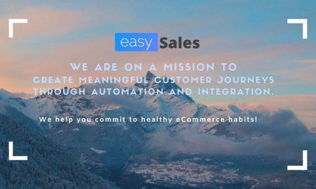 Platforma easySales și-a atins obiectivul de a atrage finanțări 350.000 de Euro în mai puțin de două zile