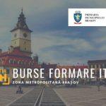 Programul național Generația Tech a dat startul înscrierilor pentru locuitorii din zona Metropolitană Brașov