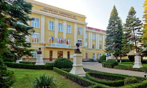 USAMV IAȘI A DEVENIT PRIMA UNIVERSITATE DE ȘTIINȚELE VIEȚII DIN ROMÂNIA