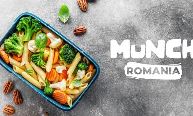 Aplicația Munch a fost lansată și în România