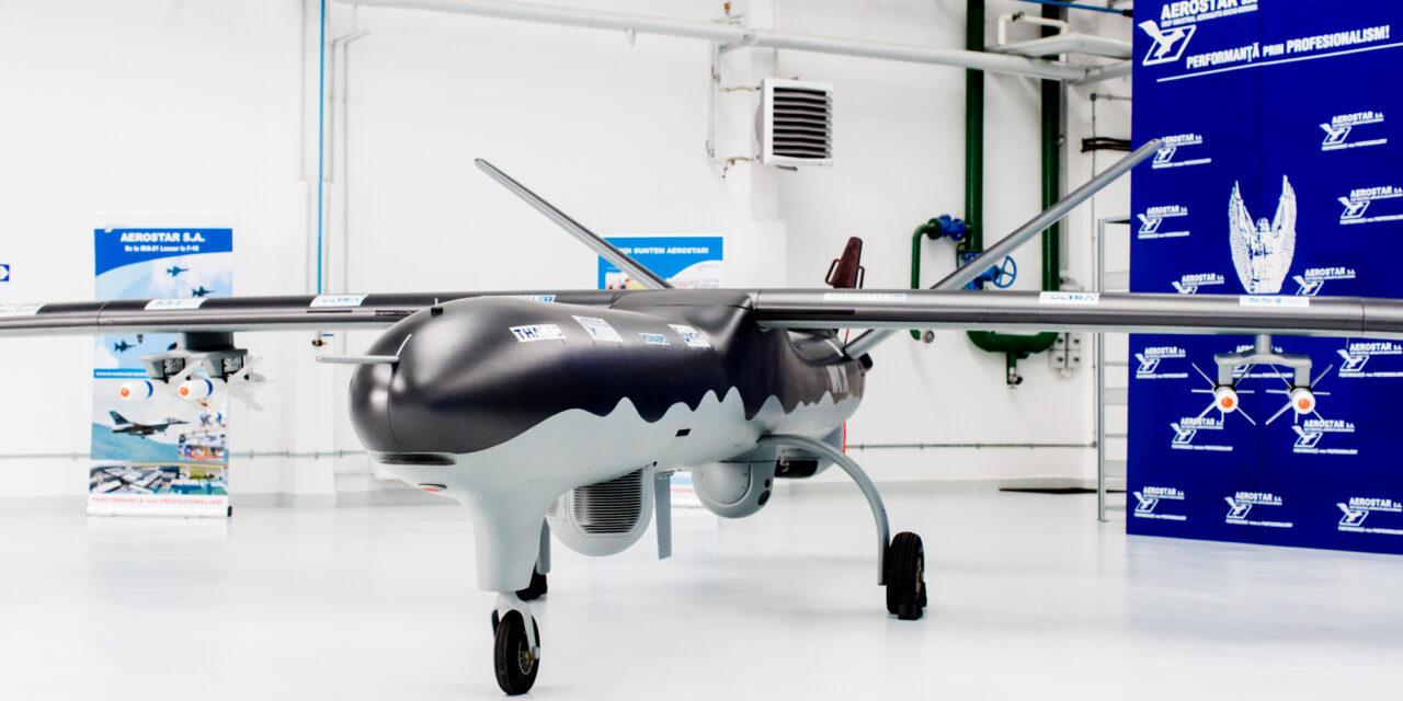 Producătorul de drone U-TacS va transfera tehnologie din Marea Britanie în România, pentru construirea dronei Watchkeeper X
